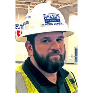 DePalma promoted to role of project superintendent