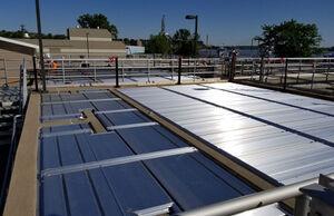Municipal Wastewater Treatment Plant Odor Control