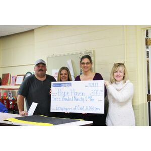 CANCO Employees Continue Making a Difference For Hope Haven
