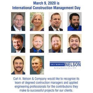 CANCO recognizes Construction Management Day