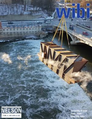 wibi Vol. III, Iss. I 2017: University of Iowa Power Plant