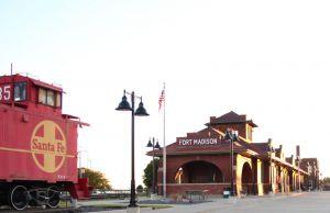 Historic Railroad Depot Restoration/Flood Mitigation
