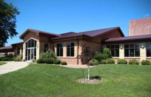 New Church Fellowship Hall