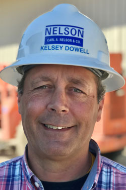 Kelsey Dowell joins CANCO as Project Superintendent