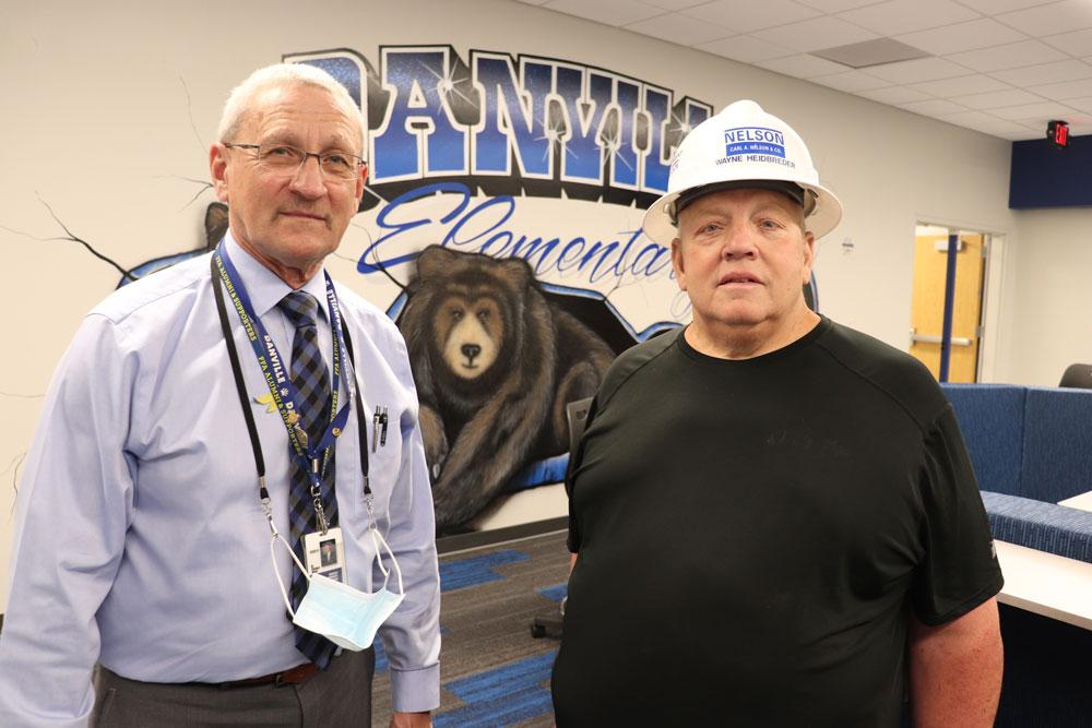 Superintendent Wayne Heidbreder found home at CANCO