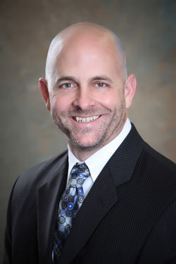 Chris Smith, Vice President and Healthcare Project Executive